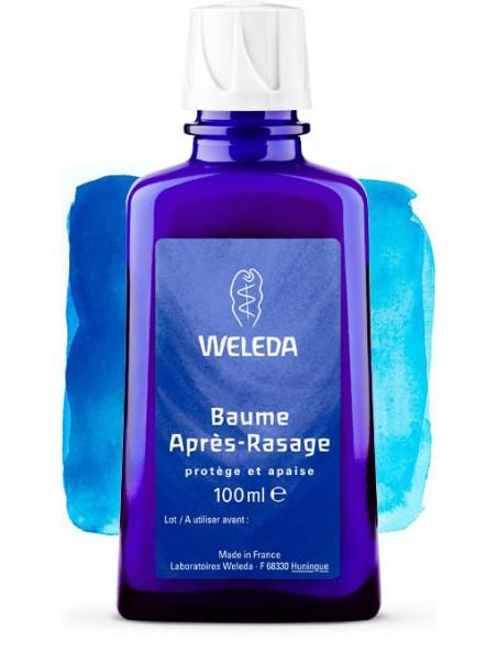 Baume Après Rasage - Prend soin et apaise 100 ml - Weleda