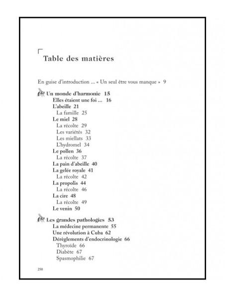 L'Apithérapie - Médecine des abeilles 255 pages - Pr. Th. Cherbuliez et Pr. R. Domerego