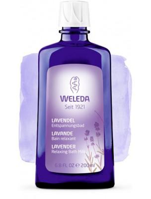 Bain relaxant à la Lavande - Calme et sérénité 200 ml - Weleda