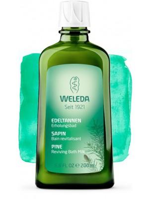 Bain revitalisant au Sapin - Forme et équilibre 200 ml - Weleda