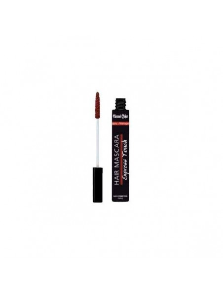 Hair mascara Noir - Mèches et retouches 15 ml - Henné color