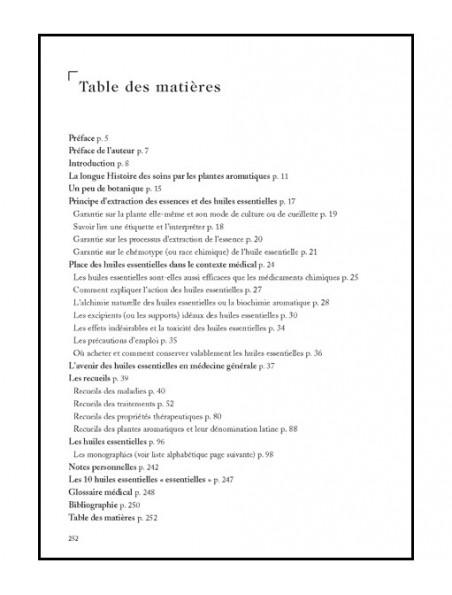 L'Aromathérapie - Se soigner par les huiles essentielles 256 pages - Dominique Baudoux