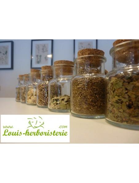 Cassis Bio - Thé noir, cassis et feuilles de noisetier 100g - L'Autre thé