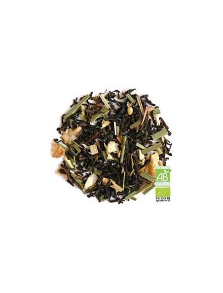 Lemon Ginger Bio - Thé noir de Chine au citron et au gingembre boîte 100g - L'Autre thé