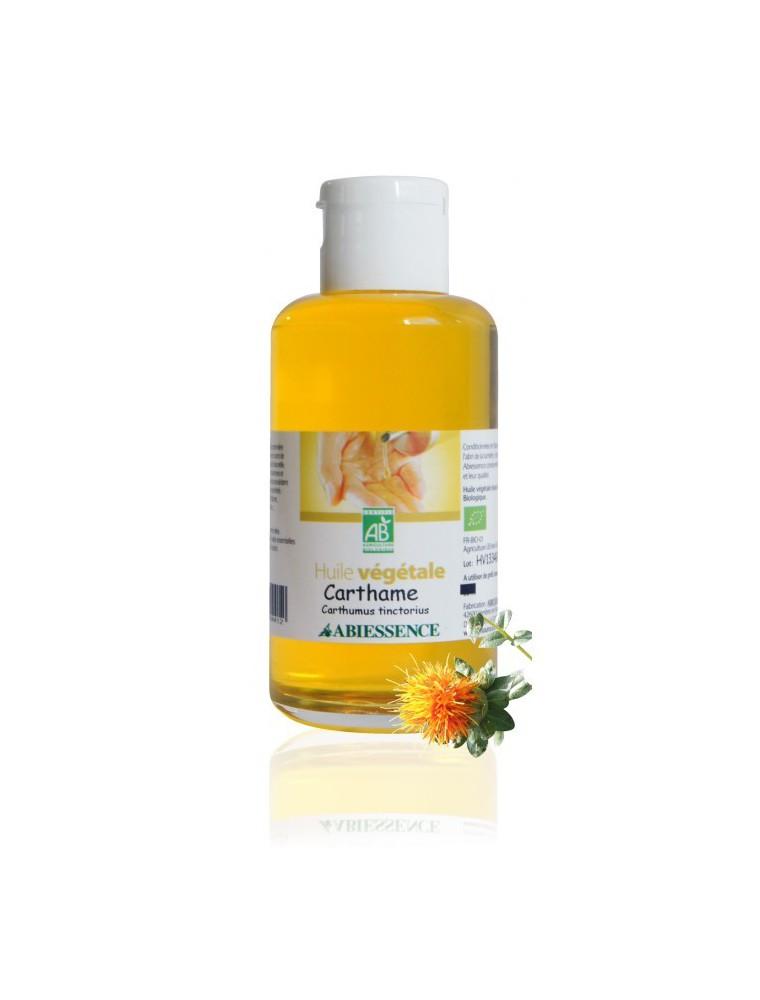 Carthame Bio - Carthumus tinctorius 100 ml - Abiessence
