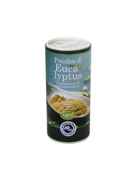 Poudre d'Eucalyptus - Antiseptique et rafraîchissante 50 grammes - Les Encens du Monde