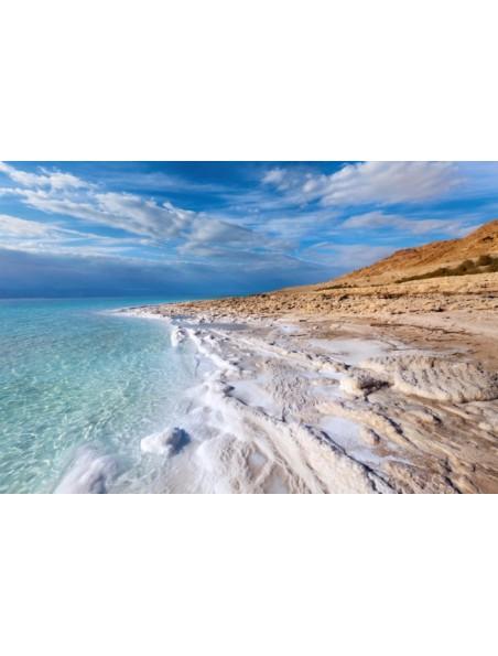 Beurre corporel au sel de la Mer Morte - Psoriasis et peaux sèches 50 ml - Sealine
