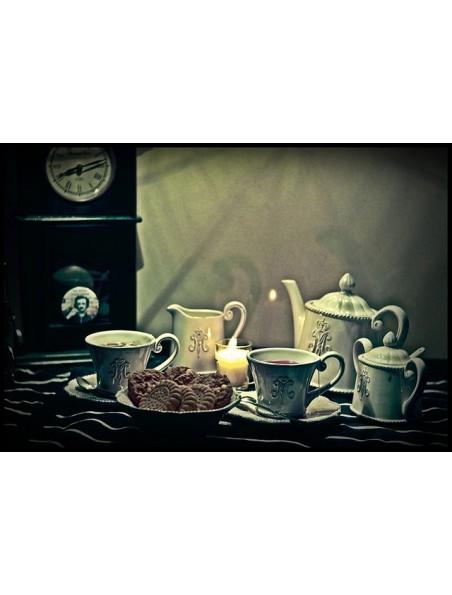 Sabliers pour thé - 3, 4 et 5 minutes Inox Premium - Agatha's Bester