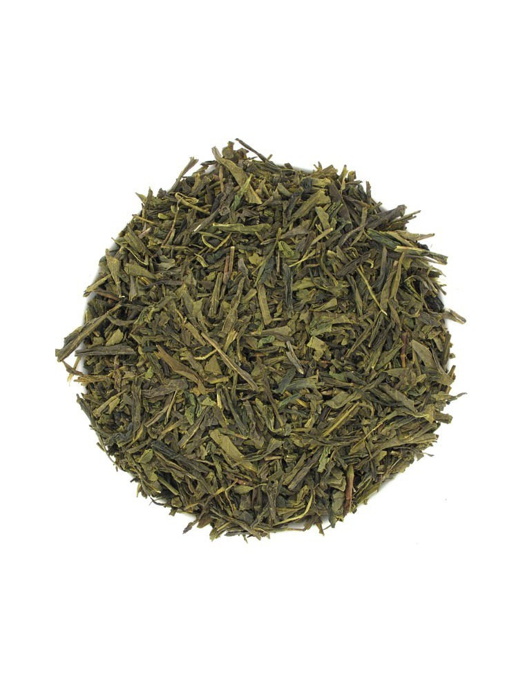 Vert de Chine sencha - Thé plaisir 100g