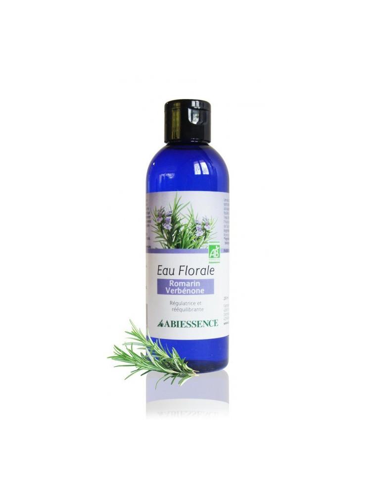 Romarin Bio - Hydrolat (eau florale) 200 ml - Abiessence