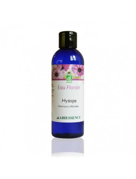 Hysope Bio - Hydrolat (eau florale) 200 ml - Abiessence