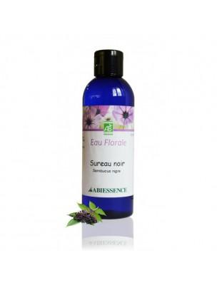 Sureau noir Bio - Hydrolat (eau florale) 200 ml - Abiessence