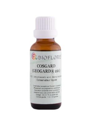 Cosgard (Geogard 221) - Conservateur liquide 30 ml - Bioflore