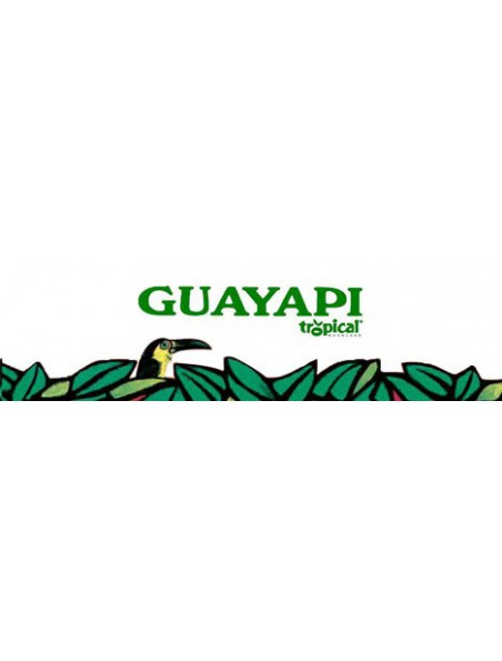 Urucum (Roucou) - Préparation de la peau au soleil 80 tablettes - Guayapi