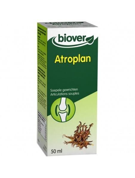 Atroplan Bio - Gouttes de plantes soutenant les articulations 50 ml - Biover