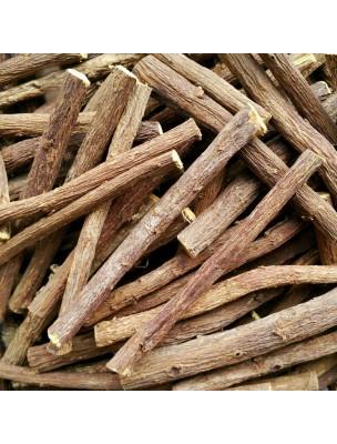 Réglisse en bâtons - 200 grammes - Glycyrrhiza glabra L.