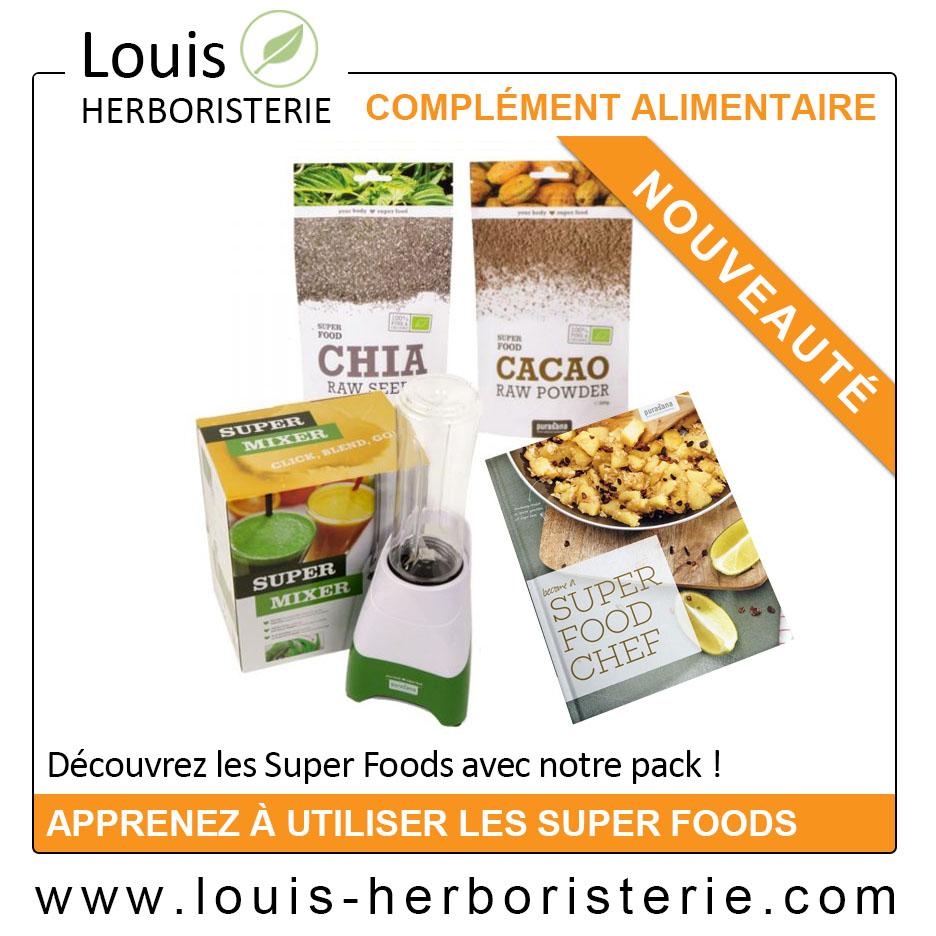 L'Eleuthérocoque est disponible à petit prix à l'herboristerie Louis, afin de lutter contre le stress physique et mental