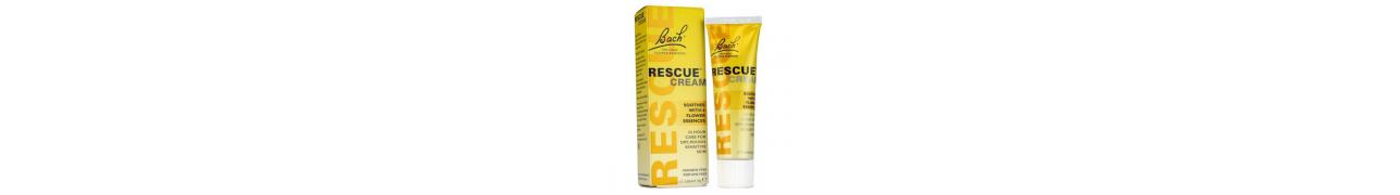 La crème Rescue accompagne votre peau en cas d'urgence