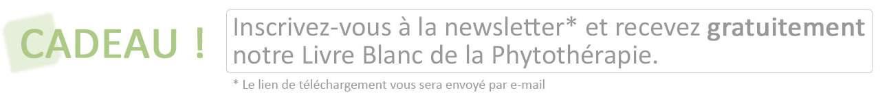 Inscrivez-vous � la newsletter de l'herboristerie Louis