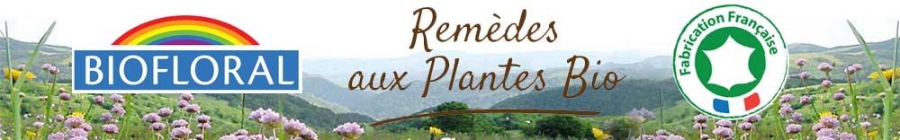 Toute la gamme Biofloral élixirs floraux est disponible à l'herboristerie Louis