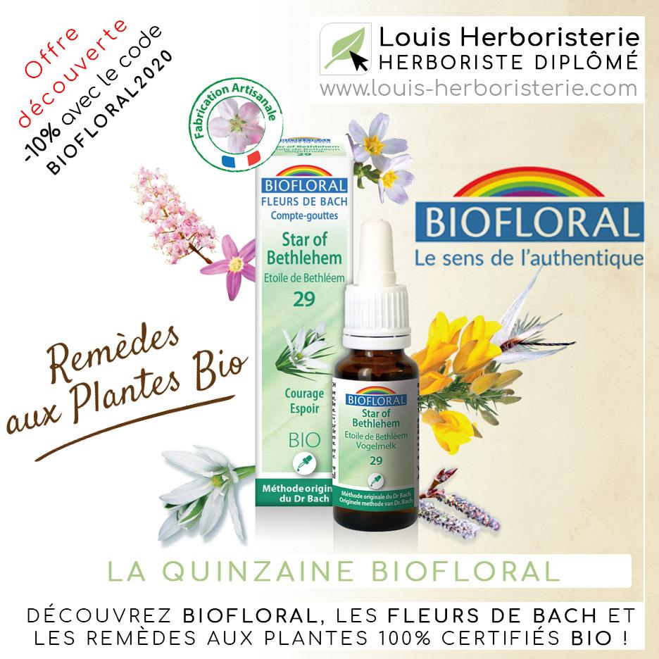 La quinzaine Biofloral